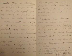 autographes-d-antan-Léo-DELIBES