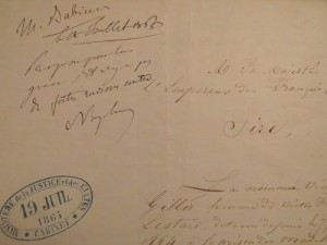 autographes-d-antan-NAPOLEON-III